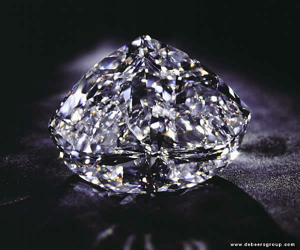 Centenary Diamond - Photo © Debeers Group