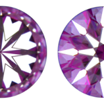 The History behind the Hearts and Arrows Images of Brian Gavin's Diamonds.