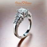Are Deco Engagement Ring