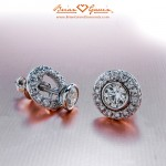 Brian Gavin's Diamond Earrings, Pendants and Rings Continue to Get Rave Reviews….