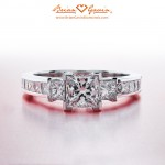 New Diamond Engagement Rings from Brian Gavin…