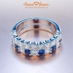 Another View of Janet's Double Dream Band