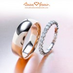 Nathalie's His & Hers Bands