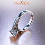 """Another View of Jaclyn's Beautiful """"New"""" Ring"""