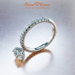 "WT's Fishtail Pave with the ""Truth"" Head"