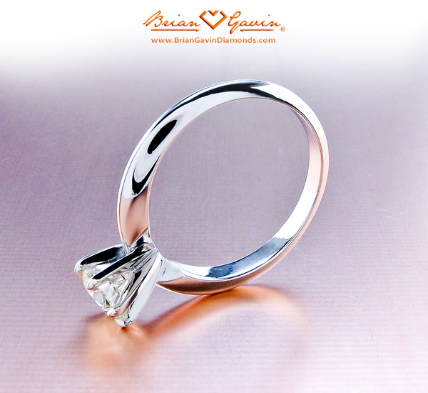 Traditional 4 Prong Solitaire