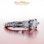 """The Magnificent """"Rebecca"""" Engagement Ring"""