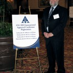 Brian Gavin at the ASA Conference in Las Vegas