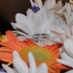 Loyal Customer's Brian Gavin Signature Princess Cut Diamond Upgrade and Platinum Engagement Ring and Matching Band Reset…