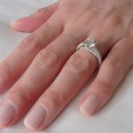 Sophie's Magnificent New Engagement Ring