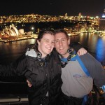 Customer Proposes in Sydney, Australia with a Brian Gavin Ring…