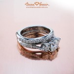 Brian Gavin Designer Wedding Set