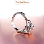 Brian Gavin Designer Diamond Engagement Setting