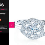 Brian Gavin Diamonds Featured #1 in GLAMOUR Top Engagement Rings For Under $5,000