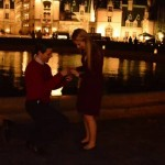 Jake Proposes with a Brian Gavin Diamond Engagement Ring