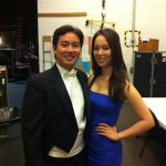 Houston Symphony/Opera Violinists Thrilled With Their Brian Gavin Diamond Engagement Ring…