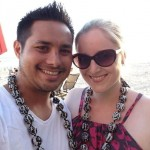 Loyal Australian Customer Purchases Brian Gavin Diamond Bracelet and Earrings For His Girlfriend