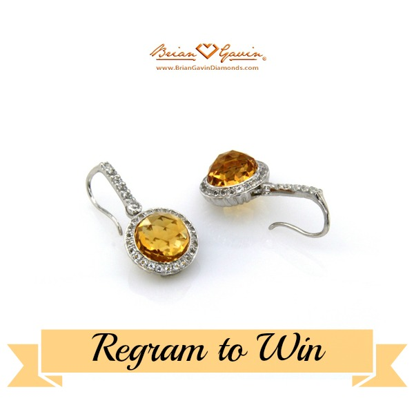 Brian Gavin Diamonds Regram to Win
