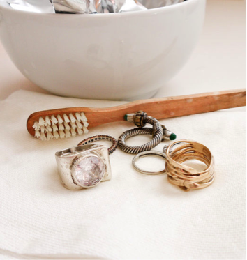 Jewelry Cleaning Tips
