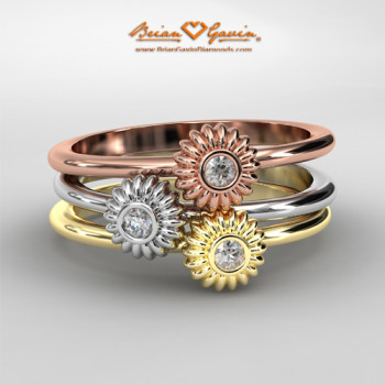 Fiorella™ Collection Right Hand Rings