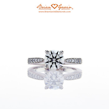 Classic Truth Sleek Micro Pave Ring