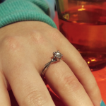 Eliza Engagement Ring