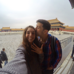 Erin and Joseph's Engagement: A Forbidden City Proposal