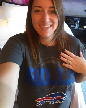 Meredith's Buffalo Bills Spirit