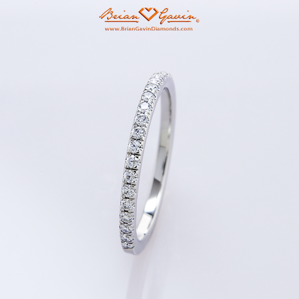 Brian Gavin Diamonds Wedding Band