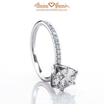 legara pave six prong ring bgd