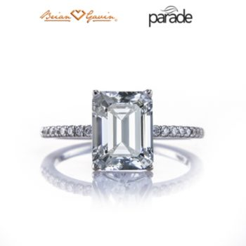 History of the Emerald Cut Diamond