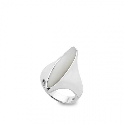 Marquise Ring Mother of Pearl Size 8