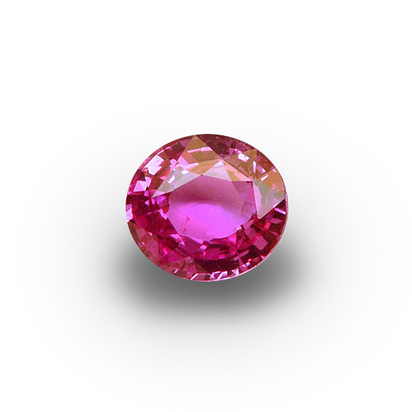 2.63 ct Oval Pink Sapphire
