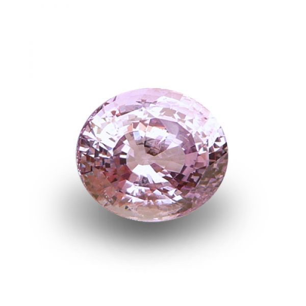 9.97 ct Oval Pink Sapphire