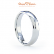 Comfort Fit Wedding Band
