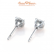 Handmade 4 Prong Martini Earrings