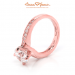 Jennifer 18K Rose Gold
