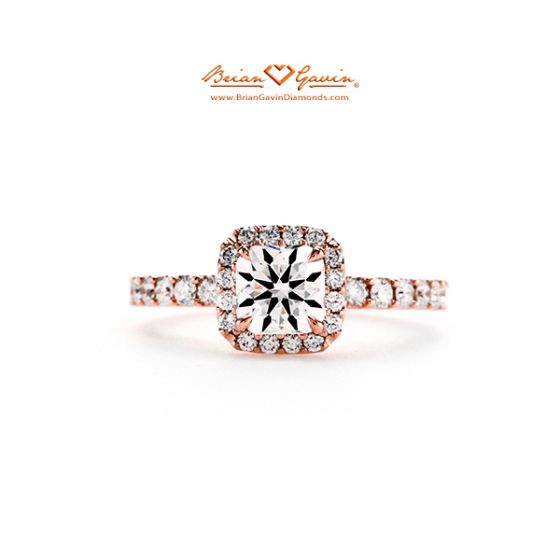 Michelle 18K Rose Gold