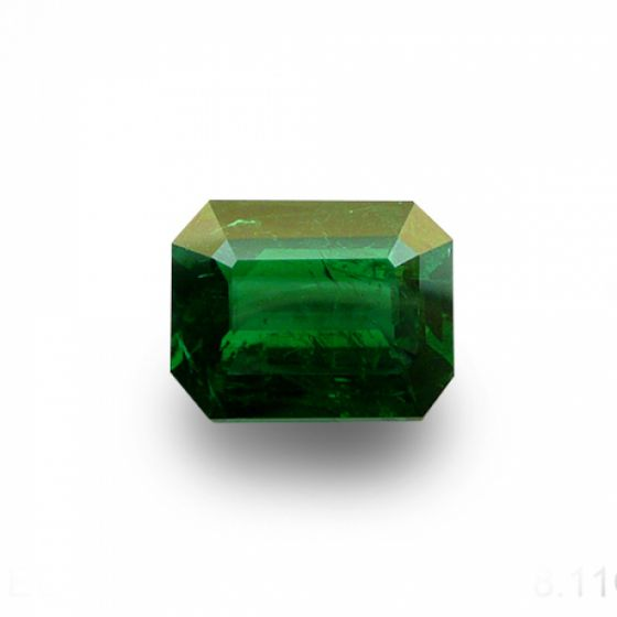 8.11 ct Emerald Green Emerald