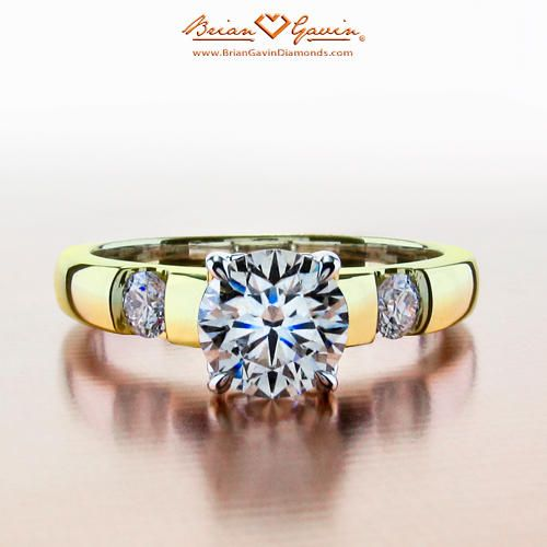 Tranquility 18K Yellow Gold