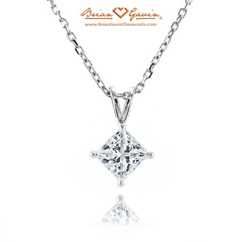 Four Prong Pendant for Princess