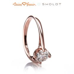 Abby 14K Rose Gold