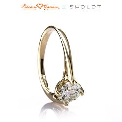 Abby 14K Yellow Gold