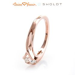 Eliza 14K Rose Gold