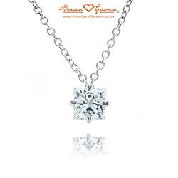 Four Prong Kite Set Platinum
