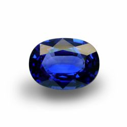 4.53 ct Oval Blue Sapphire