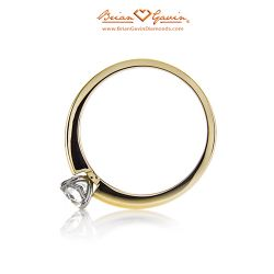 New Truth Solitaire 18K Yellow Gold