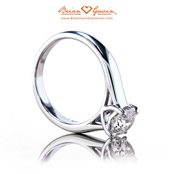 Truth Cathedral 18K White Gold