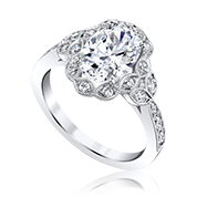 Designer Collection Engagement Rings