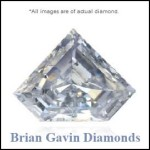 "Are ""Brian Gavin Blue"" Diamonds actually blue?"